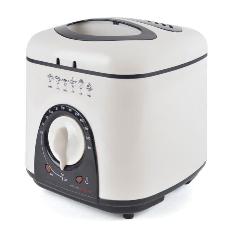 Kitchenperfected Compact Deep Fryer - 1L